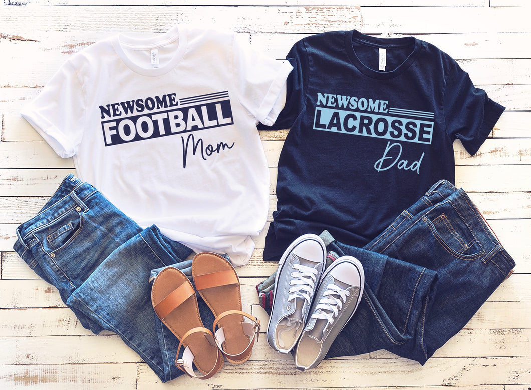 Newsome SPORT Tee PARENT/PERSONALIZED
