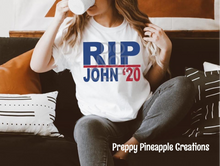 Load image into Gallery viewer, RIP/JOHN 2020