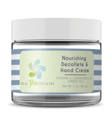 Hand and Decollette Cream 2 oz (60ml)