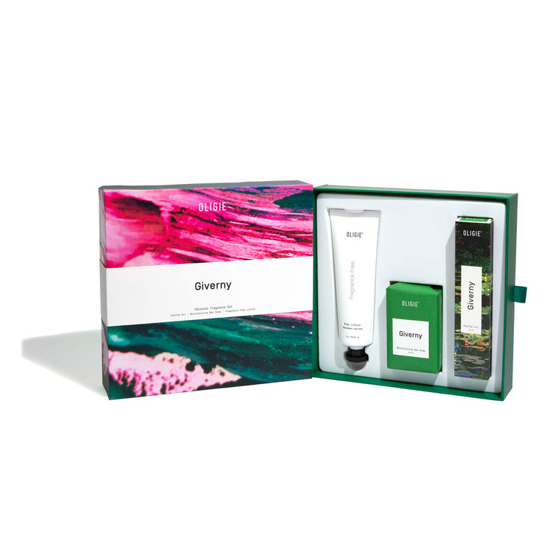 Giverny Personal Fragrance Set