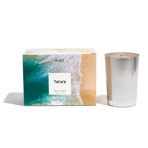 Taha'a Candle Refill 2-pk