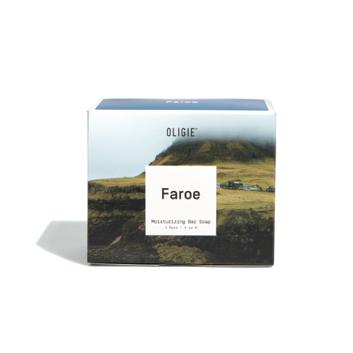 Faroe Parfum Bar Soap 4-pk