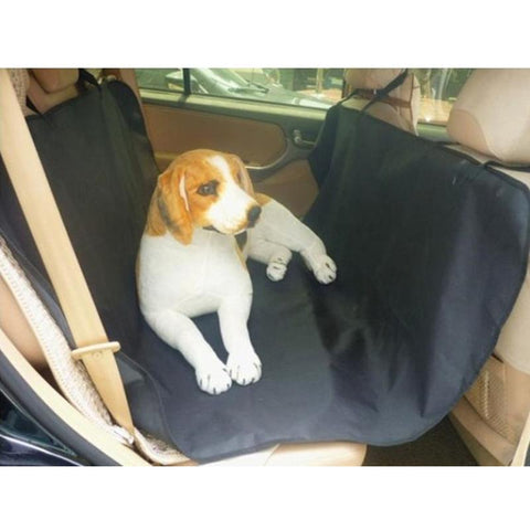 Anti-Fur Seat Cover-Waterproof Cat Pet Dog Car Seat Cover Rear Bench  Seat Mat 120x150cm