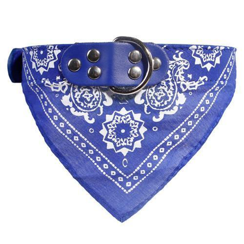 Clothing and Accessories Baby Sailor Dog Scarf Blue / S