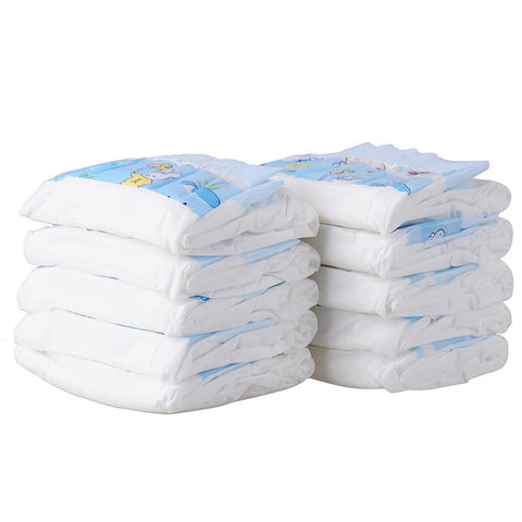 Clothing and Accessories Super-absorbent Pet Diapers Dog Health Pants Breathable Nappy Packs XS