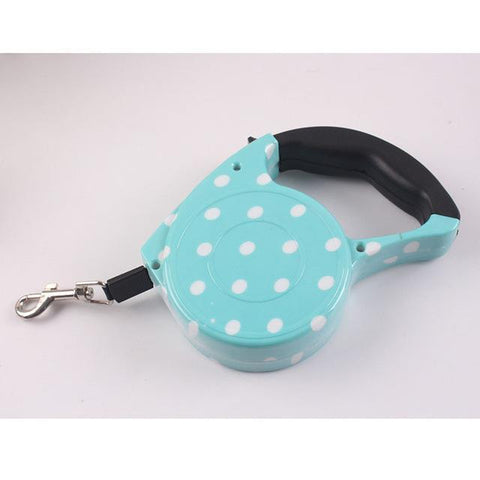 Collars and Leashes Automatic Dog Collar Retractable Leash Sky