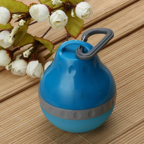 Portable Feeder- 200ml Drinking Outdoor Water Drop Lightweight Silicone  Kettle