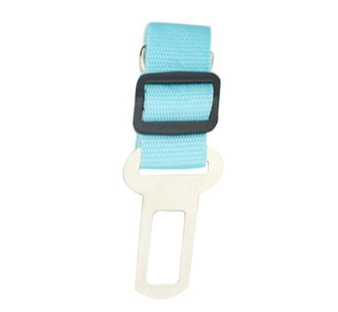 Safety Dog Safety Car Seat Belt Sky Blue Seat Belt