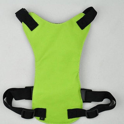 Safety Harness Safe Seat belt-Pet Car Seat Belt Dog Lead Leash Safety Vehicle Car Seat belt Green / S