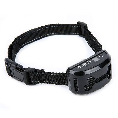 Training and behavior Anti-Bark Collar for Dogs (Rechargeable, Waterproof Collar) Gold