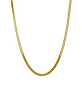 Load image into Gallery viewer, Classy Girl Herringbone necklace