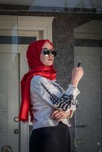 Moussaieff Red Luxury Hijab