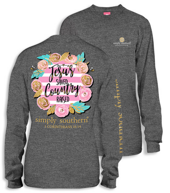 Simply Southern Country Tee