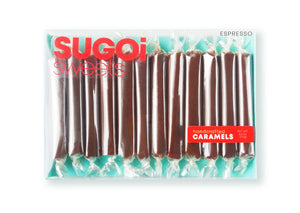 CARAMEL BOX of 12-Single flavor