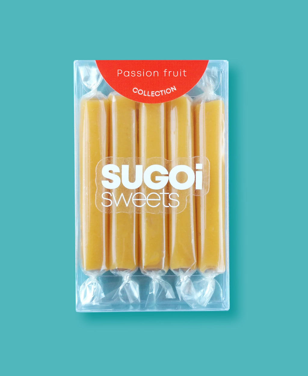 SUGOI SWEETS-PASSION CARAMEL