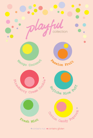 BONBON BOX of 12 - Playful Collection (RESERVE)