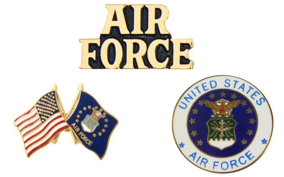 Air Force Hat Pins