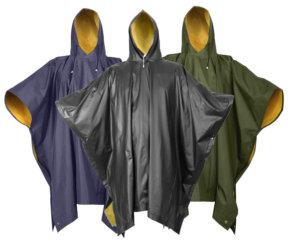Wet Weather Gear | Ponchos & Parkas