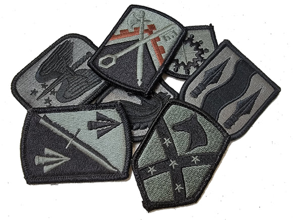 Army ACU Patches - CLEARANCE - CLOSEOUT Military Patches