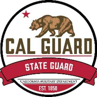 California State Guard Patches and Insignia