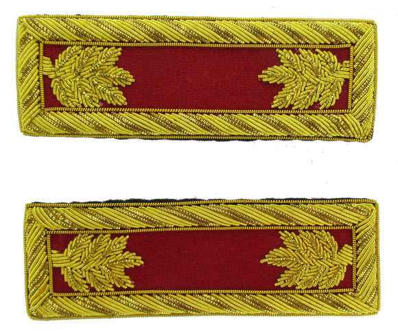 Civil War Rank Insignia