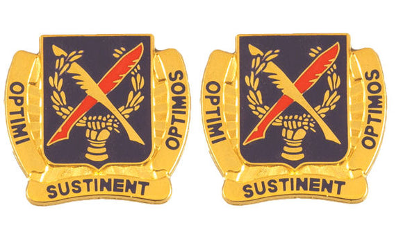 Army Unit Crests - Distinctive Unit Insignia (DUI)