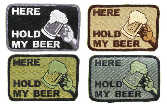 Morale Patches - Tactical Morale Patches