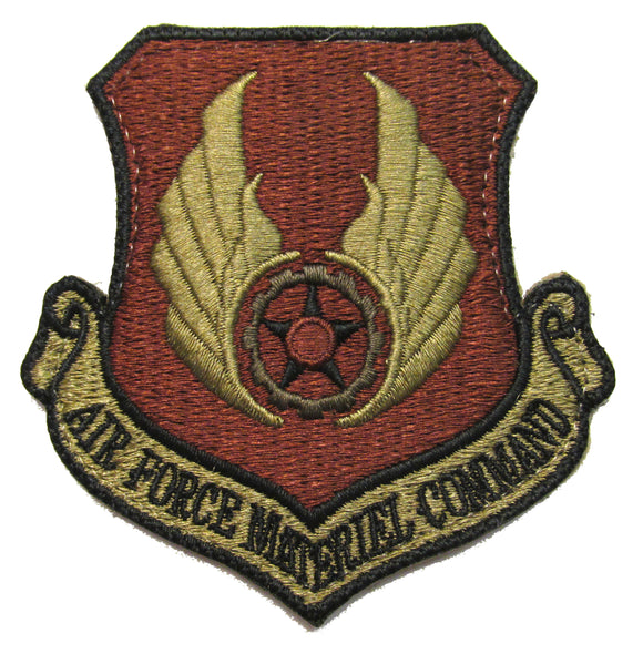 Air Force OCP Patches