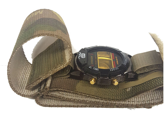 Raine Military Multicam Covered Watchband - OCP Watchband