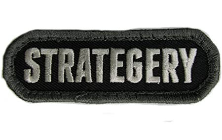 Strategery Morale Patch - Mil-Spec Monkey