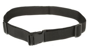 Tactical Equipment Belt with Quick Release BLACK - 2 inch wide - Raine Inc.