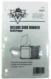 Deluxe Side Binder Refill Paper - 4.25 x 7 inches
