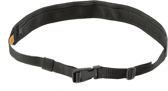 Raine Money Belt with Buckle