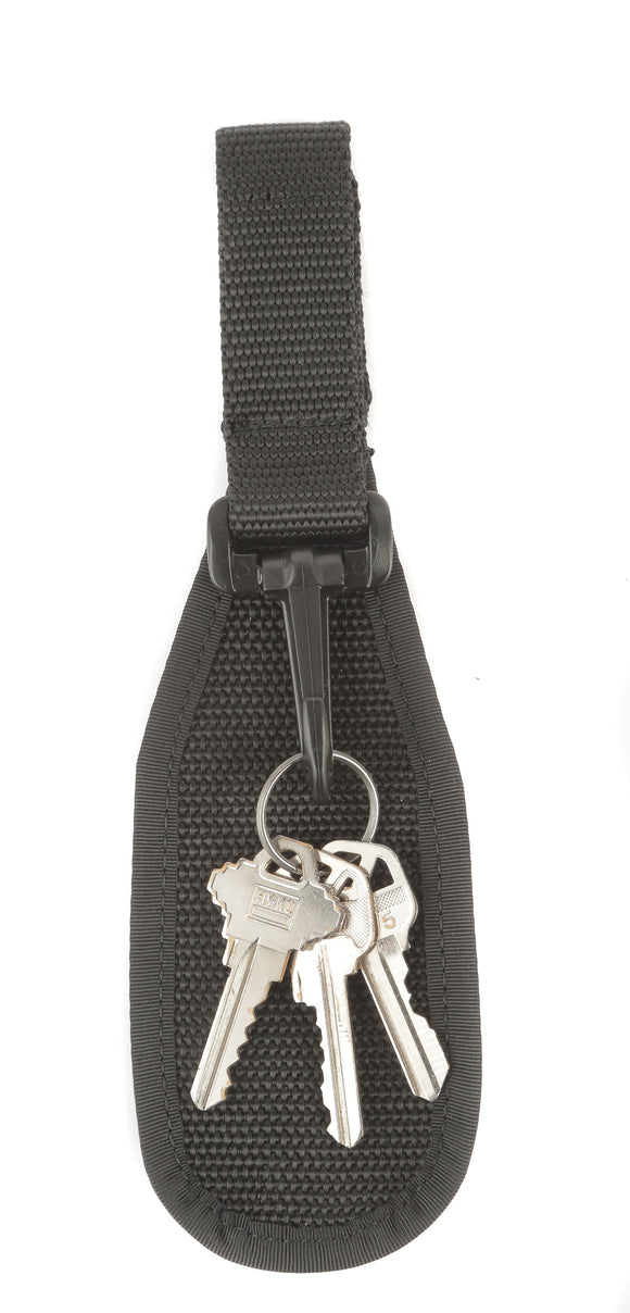Raine Key Ring Holder with Flap