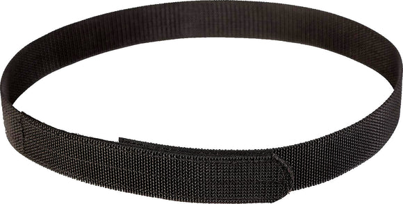 Raine 1.5 Inch Wide Velcro Belt - BLACK