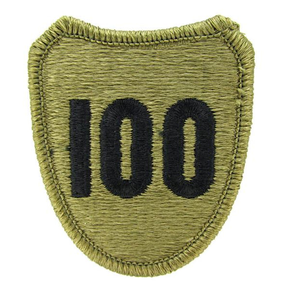 100th Infantry Division OCP Patch