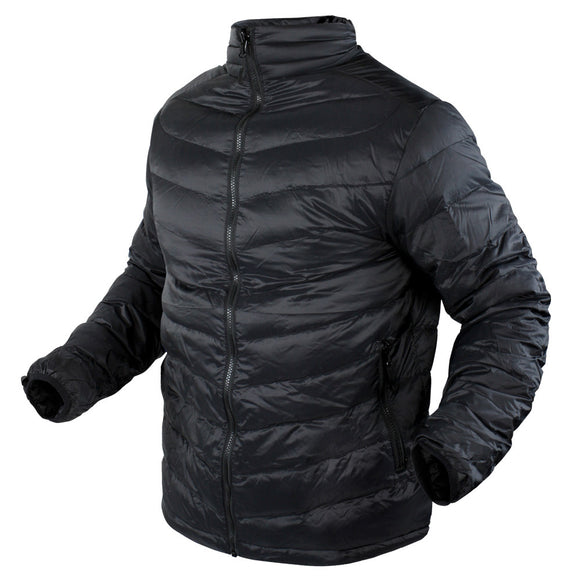 Condor Zephyr Lightweight Down Jacket Black