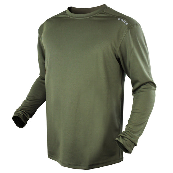 Condor Maxfort Long Sleeve Training Top Olive Drab