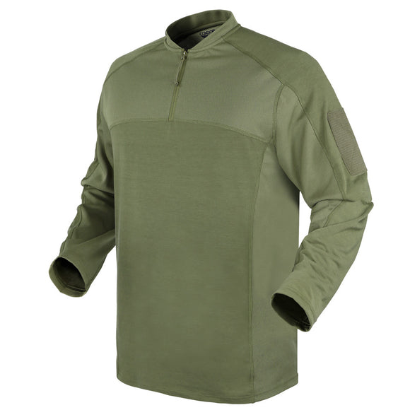 Condor Trident Long Sleeve Battle Top Olive Drab