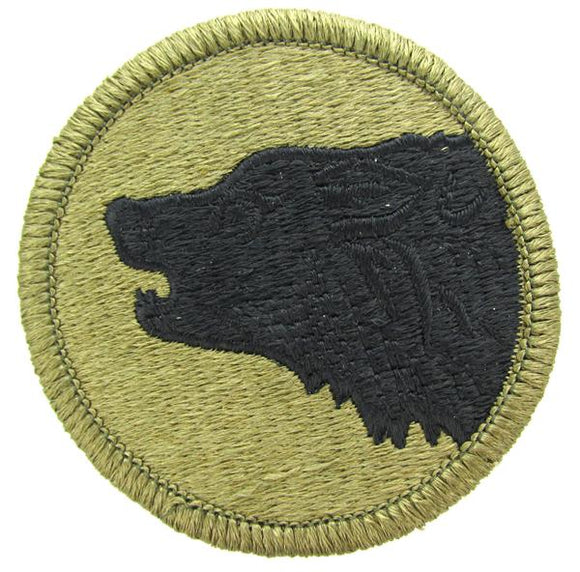 104th Infantry Division OCP Patch - Scorpion W2