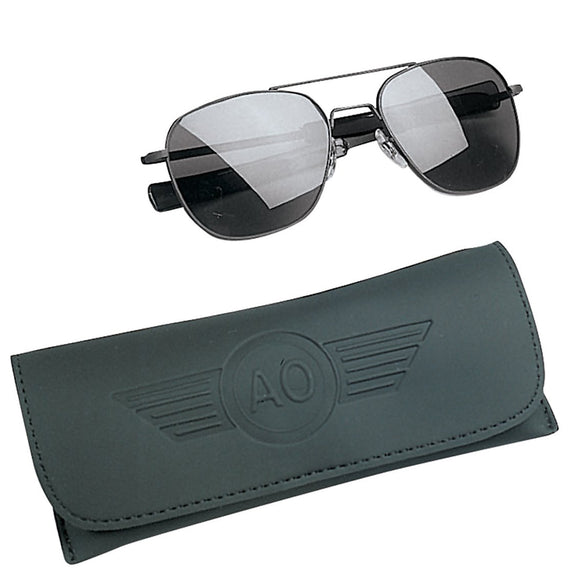 Rothco AO Eyewear 55MM Polarized Pilot Sunglasses