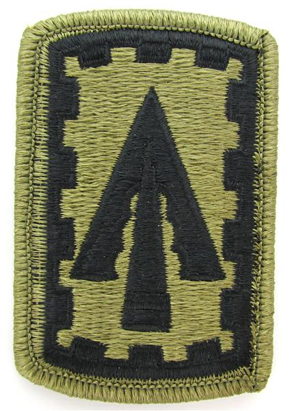 108th ADA (Air Defense Artillery) OCP Patch - Scorpion W2
