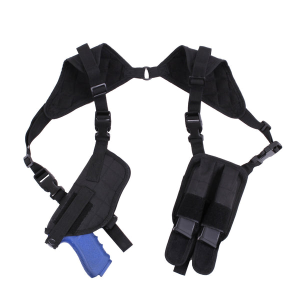Rothco Ambidextrous Shoulder Holster Black