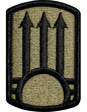 111th Maneuver Enhancement Brigade Army OCP Multicam Patch