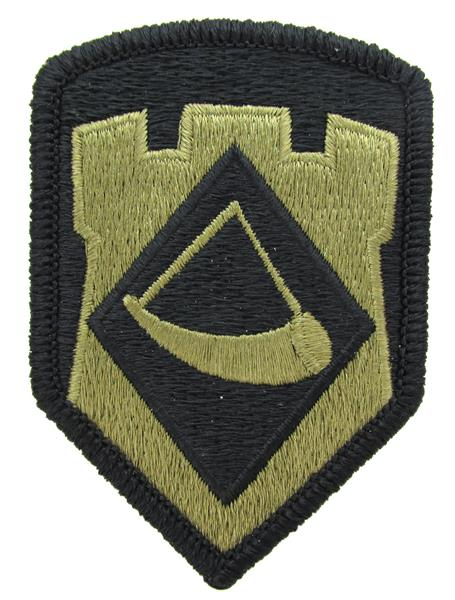 111th Engineer Brigade OCP Patch - Scorpion W2