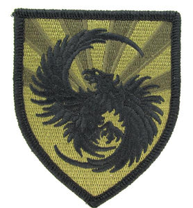 111th Military Intelligence OCP Patch - Scorpion W2