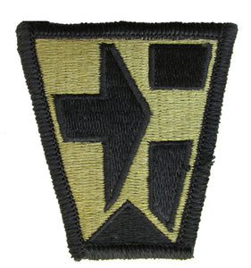 112th Medical Brigade OCP Patch with Hook
