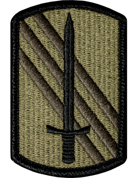 113th Sustainment Command OCP Multicam Patch