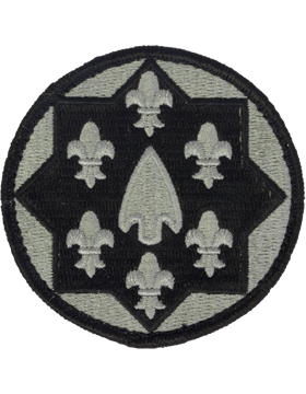 115th Support Group ACU Patch Foliage Green - Closeout Great for Shadow Box