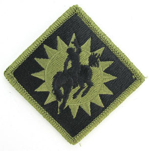 115th Field Artillery Brigade OCP Patch - Scorpion W2